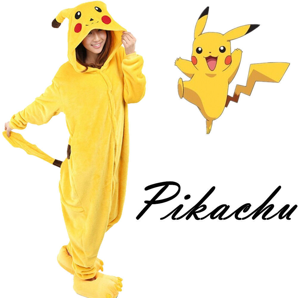 Pikachu overal unisex