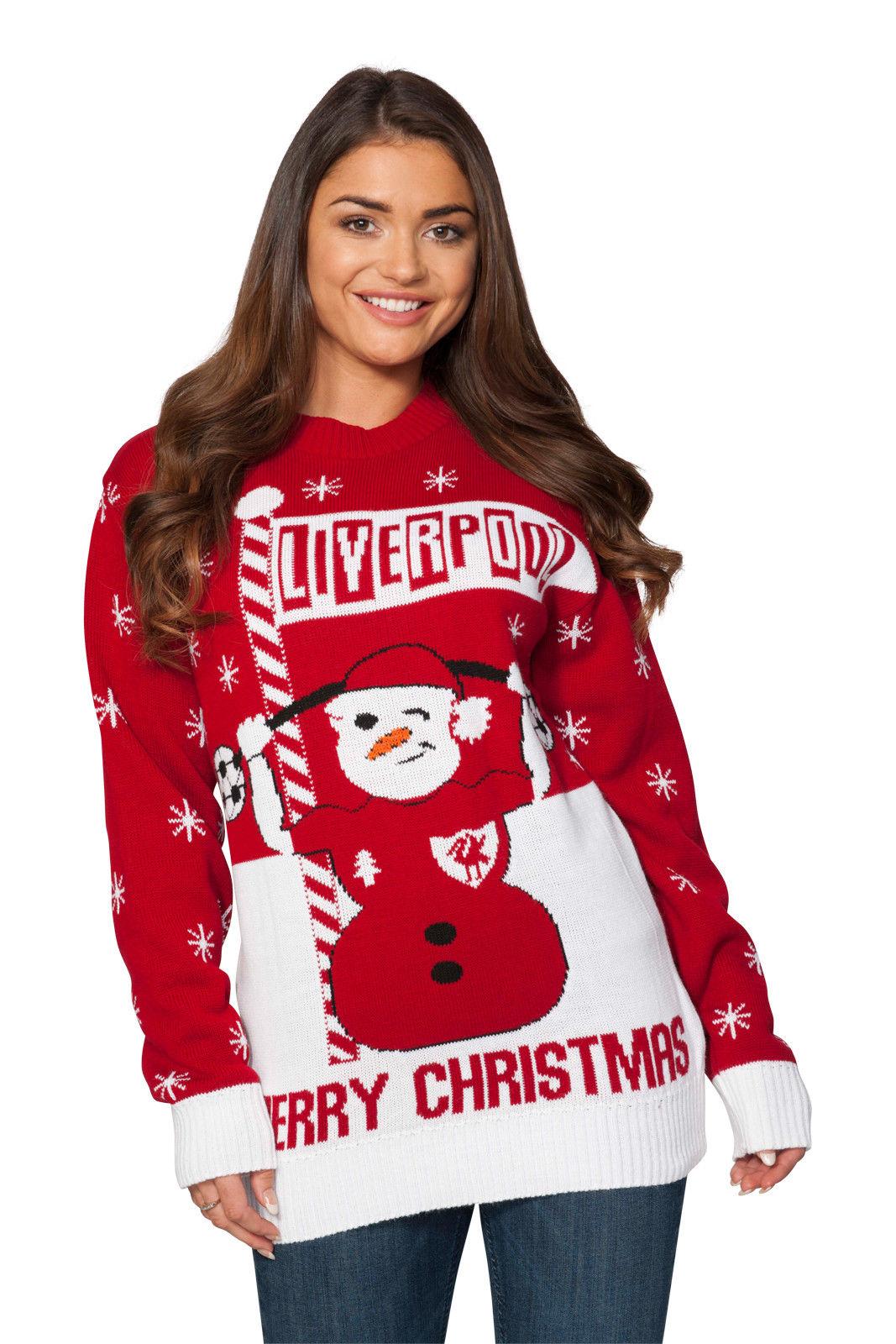 Vánoční svetr Liverpool empty 25c01b116d