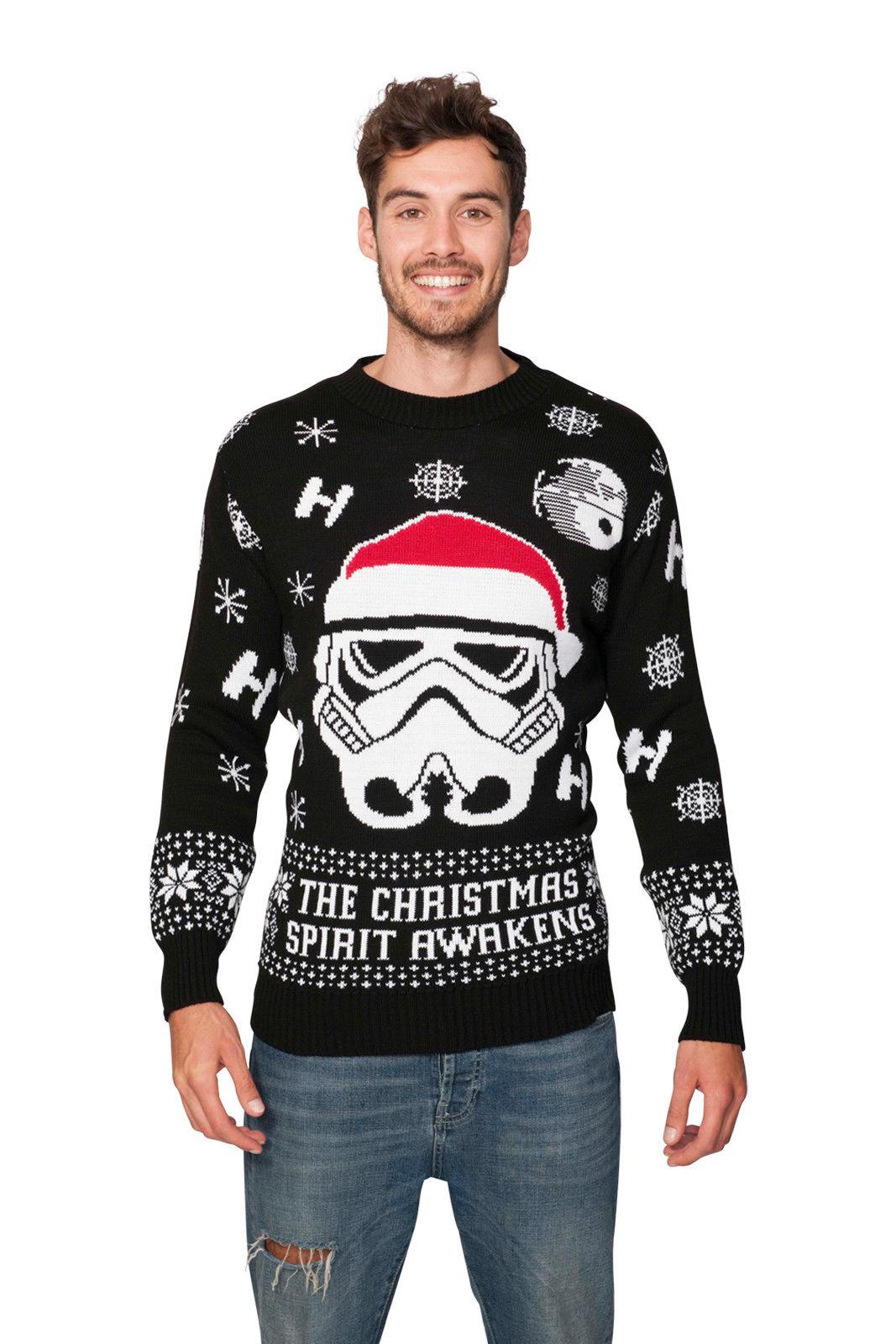 Storm Trooper Star Wars vánoční svetr empty 87b6c5be64