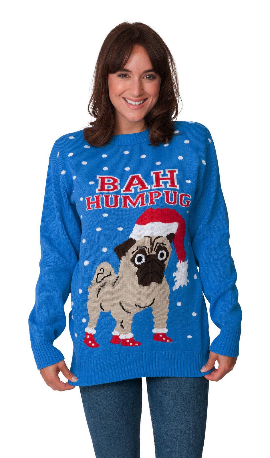 Bah Humpug vánoční svetr empty 1a94ad99e9