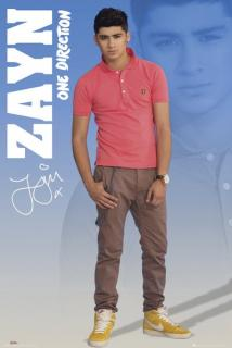 Plakát One Direction - Zayn
