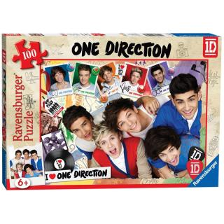 One Direction puzzle 100 ks